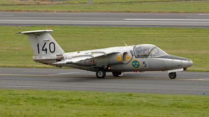 SE-DXG - Swedish Air Force Historic Flight SAAB SK 60