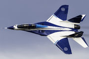 - - Russia - Air Force Mikoyan-Gurevich MiG-29UB aircraft