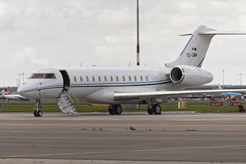 EC-LNM - Gestair Bombardier BD-700 Global Express XRS
