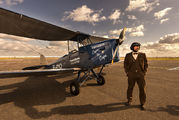 SE-AMO - Private de Havilland DH.  60M Gypsy Moth aircraft