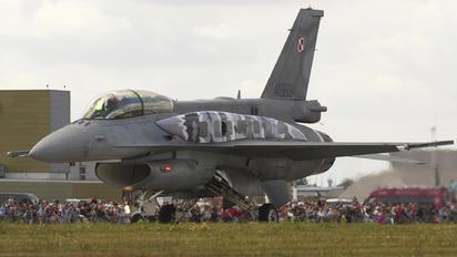 4083 - Poland - Air Force Lockheed Martin F-16D Jastrząb