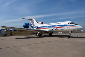 RA-87938 - Private Yakovlev Yak-40