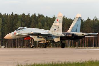 RF-92407 - Russia - Air Force Sukhoi Su-27P
