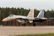 11 - Russia - Air Force Sukhoi Su-27P aircraft
