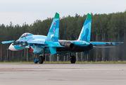 12 - Russia - Air Force Sukhoi Su-27P aircraft