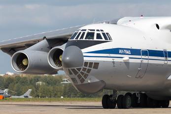 RF-78790 - Russia - Air Force Ilyushin Il-76 (all models)