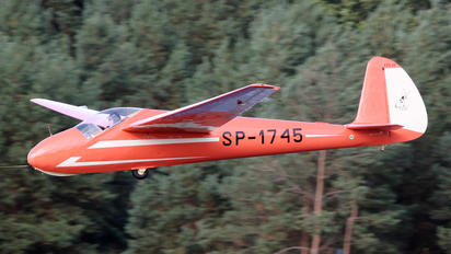 SP-1745 - Private PZL SZD-12 Mucha Sto