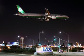 B-16715 - Eva Air Boeing 777-300ER