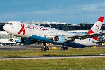 OE-LAY - Austrian Airlines/Arrows/Tyrolean Boeing 767-300ER