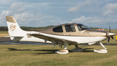 SP-AVI - Private Cirrus SR20