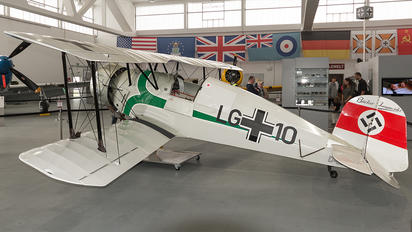 D-EPAX - Private Bücker Bü.133 Jungmeister