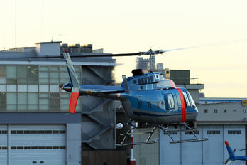 JA31MP - Japan - Police Bell 206L Longranger