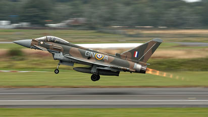 ZK349 - Royal Air Force Eurofighter Typhoon FGR.4