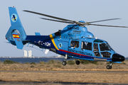 EC-IGM - Spain - Customs Eurocopter AS365 Dauphin 2 aircraft