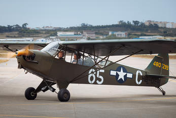 HB-OER - Private Piper J3 Cub