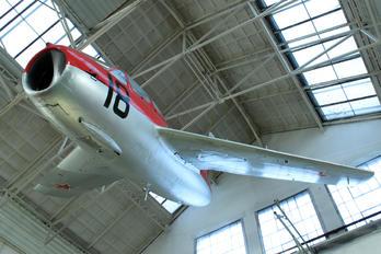18 - Russia - Air Force Mikoyan-Gurevich MiG-15 UTI