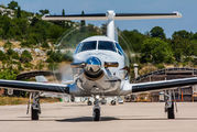 SP-NAP - Private Pilatus PC-12 aircraft