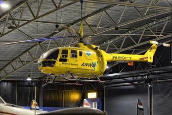 PH-KHD - ANWB Medical Air Assistance Bolkow Bo.105