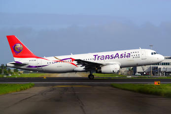 B-22318 - TransAsia Airways Airbus A320