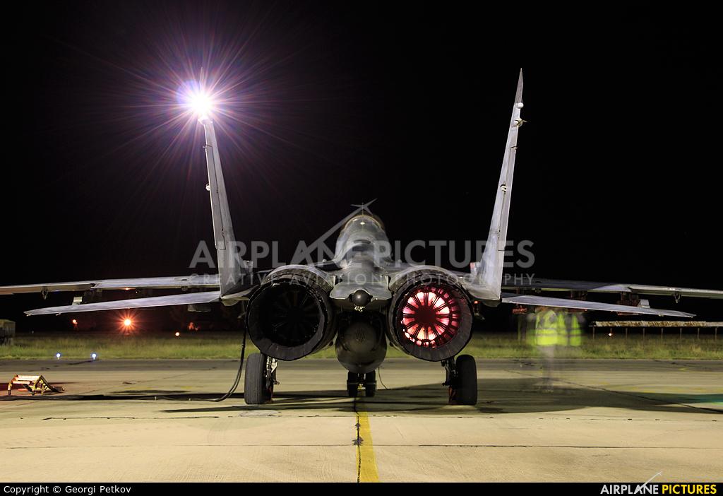 Bulgaria - Air Force 26 aircraft at Graf Ignatievo