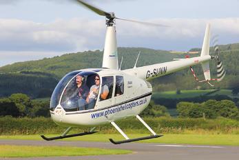 G-SUNN - Private Robinson R44 Clipper