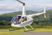 G-SUNN - Private Robinson R44 Clipper aircraft
