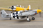 NX5087F - Historic Flight Foundation North American P-51B Mustang aircraft