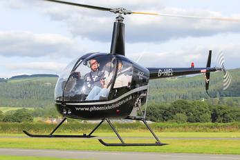 G-HIEL - Private Robinson R22