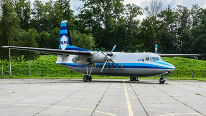 PH-FHF - NLM Cityhopper Fokker F27