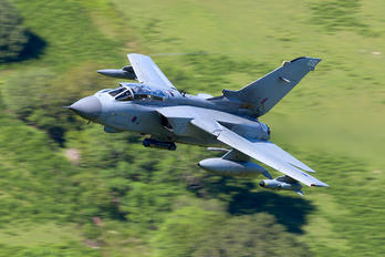 ZA473 - Royal Air Force Panavia Tornado GR.4 / 4A