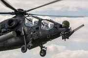 P6 - Air Force Academy Turkish Aerospace Industries T129 ATAK aircraft