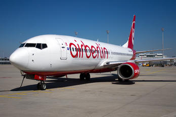 D-ABKA - Air Berlin Boeing 737-800