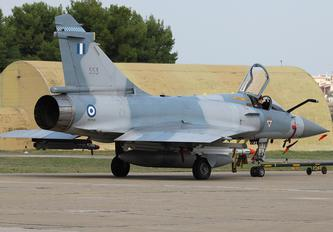 553 - Greece - Hellenic Air Force Dassault Mirage 2000-5EG