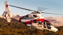 LN-OLT - Lufttransport Eurocopter SA365N aircraft