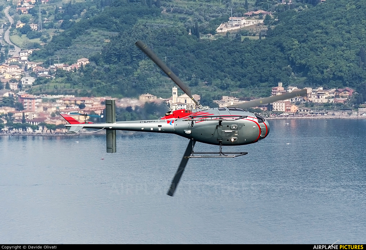 Private I-ERPI aircraft at In Flight - Italy