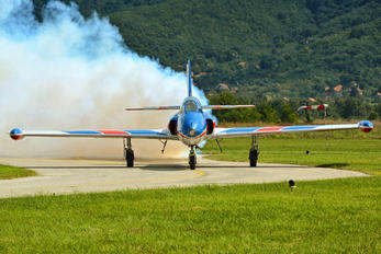 YU-YAK - STARS Aerobatic Team Soko G-2A Galeb