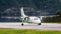 LN-WIB - Widerøe de Havilland Canada DHC-8-100 Dash 8 aircraft