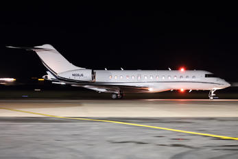 N626JS - Private Bombardier BD-700 Global Express