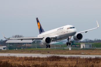 D-AXAQ - Lufthansa Airbus A320 NEO