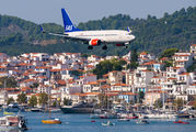 SE-REU - SAS - Scandinavian Airlines Boeing 737-700 aircraft