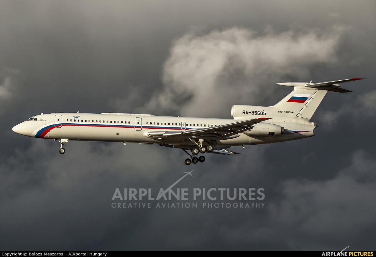 Russia - Air Force RA-85605 aircraft at Chkalovsky