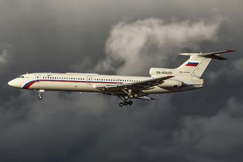RA-85605 - Russia - Air Force Tupolev Tu-154B-2