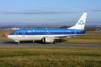 PH-BDD - KLM Boeing 737-300