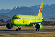 VQ-BRG - S7 Airlines Airbus A320 aircraft