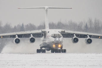 EW-412TH - Ruby Star Air Enterprise Ilyushin Il-76 (all models)