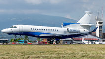 PR-DNZ - Private Dassault Falcon 7X aircraft