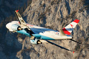 OE-LDB - Austrian Airlines/Arrows/Tyrolean Airbus A319 aircraft