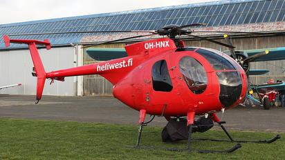OH-HNX - Heliwest Hughes 369D