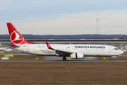 TC-JGM - Turkish Airlines Boeing 737-800 aircraft