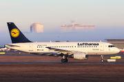 D-AIBI - Lufthansa Airbus A319 aircraft